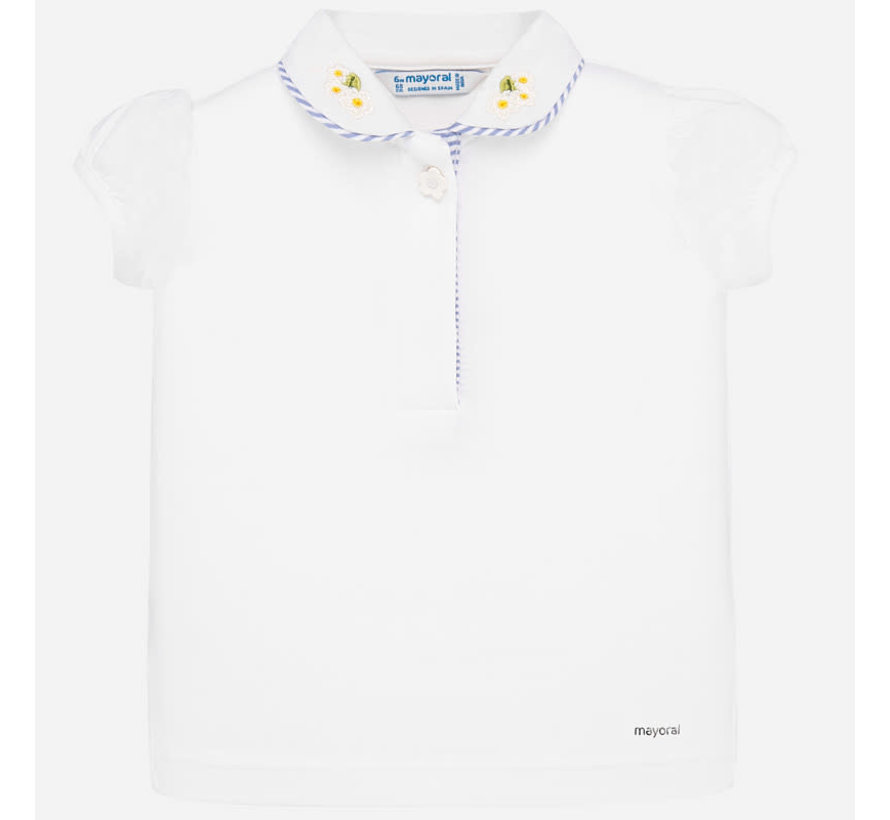 1167 S/s polo t-shirt