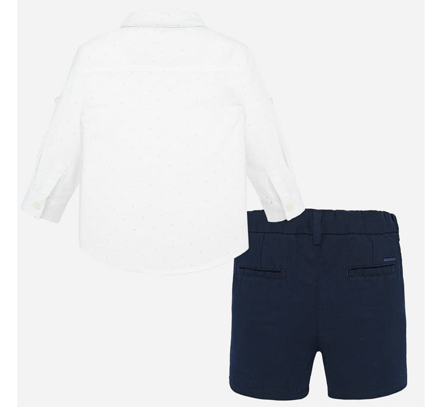 1294 bermuda and mao t-shirt l/s se