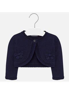 Mayoral 1326 knitting cardigan