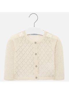 Mayoral 1328 knitting cardigan