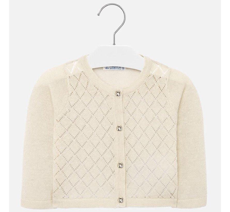 1328 knitting cardigan