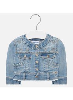 Mayoral 1471 denim jacket
