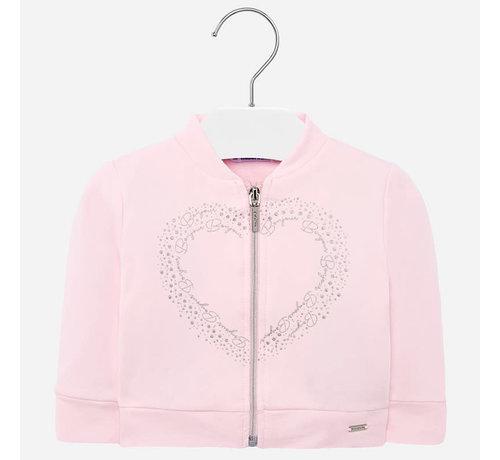 Mayoral 1472 fleece pullover