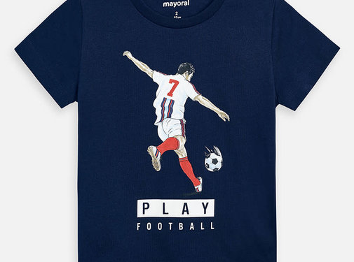 Mayoral 3055 play t-shirt s/s