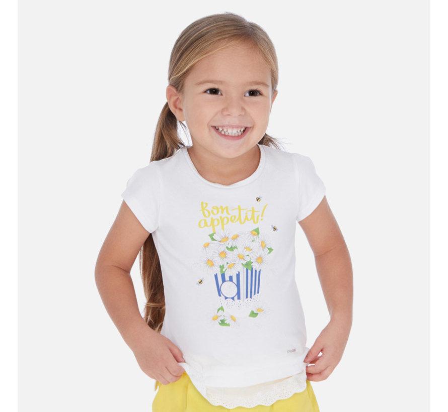 3013 s/s sunflower shirt