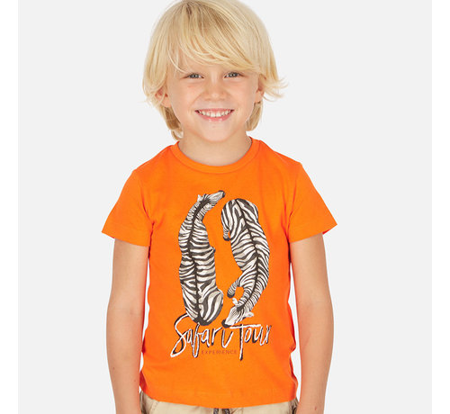 Mayoral 3063 safari tour t-shirt s/s