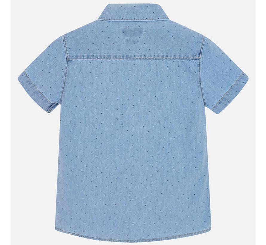 3169 glow in dart t-shirt