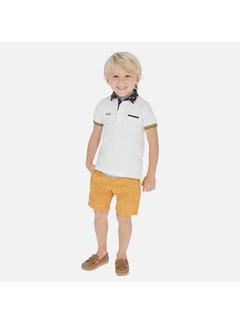 Mayoral 3248 linen shorts