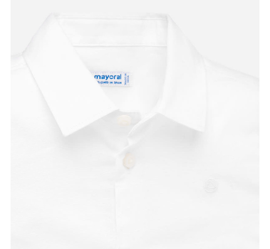 117 basic linen l/s shirt