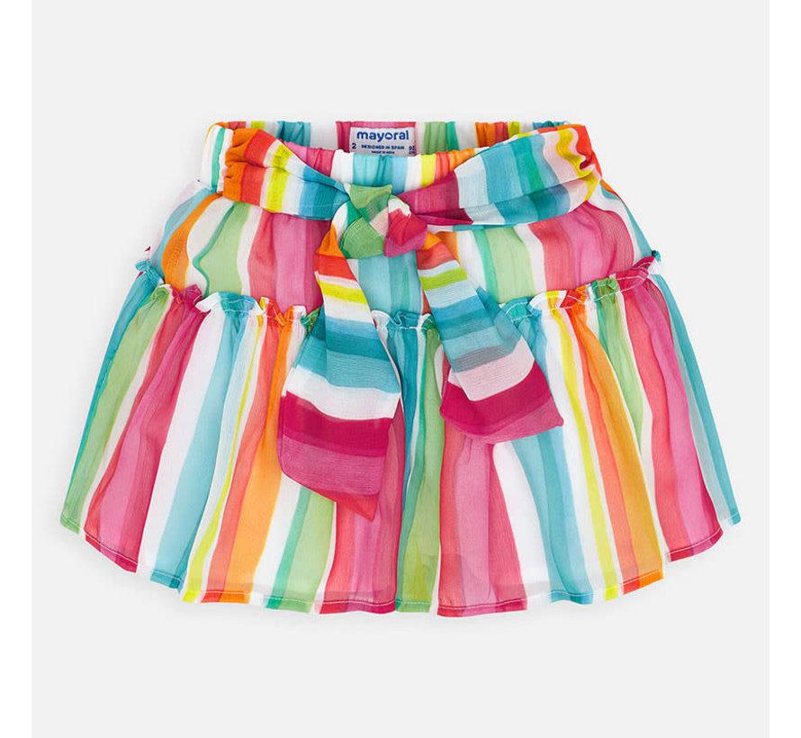 3281 Striped shorts
