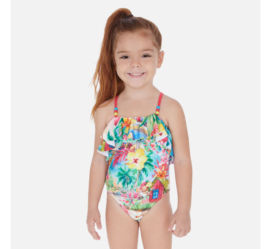 3730 printed swimsuit