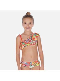Mayoral 6722 ruffled bikini