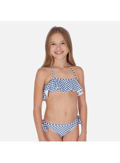 Mayoral 6723 ruffle bikini
