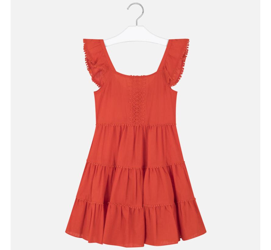 6973 cotton dress
