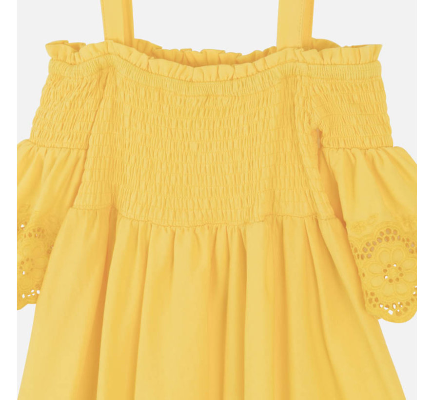 6980 embroided dress