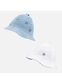 Mayoral 9253 reversible hat