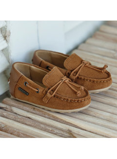 Mayoral 41178 leather moccasins