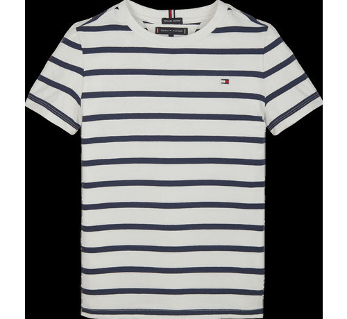 Tommy Hilfiger KB05685 Nautical stripe tee s/s