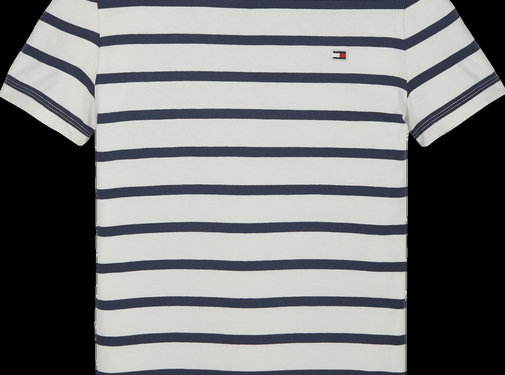 Tommy Hilfiger KB05685 Nautical stripe tee s/s