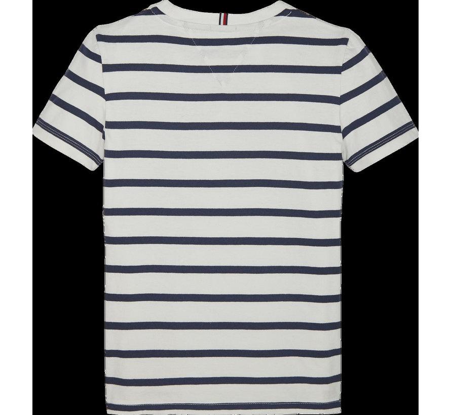 KB05685 Nautical stripe tee s/s