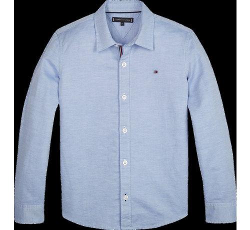 Tommy Hilfiger KB05697 Structured linen shirt l/s