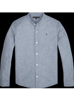 Tommy Hilfiger KB05698 Essential linen shirt l/s