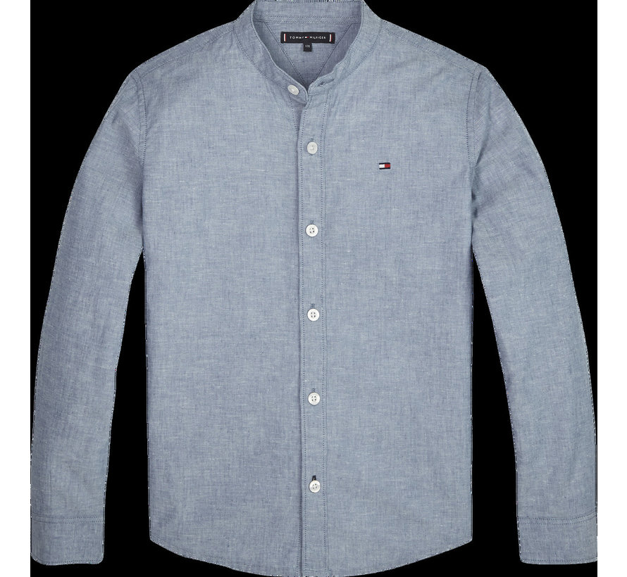 KB05698 Essential linen shirt l/s
