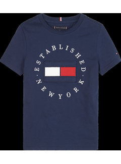 Tommy Hilfiger KB05718 TH flag tee s/s