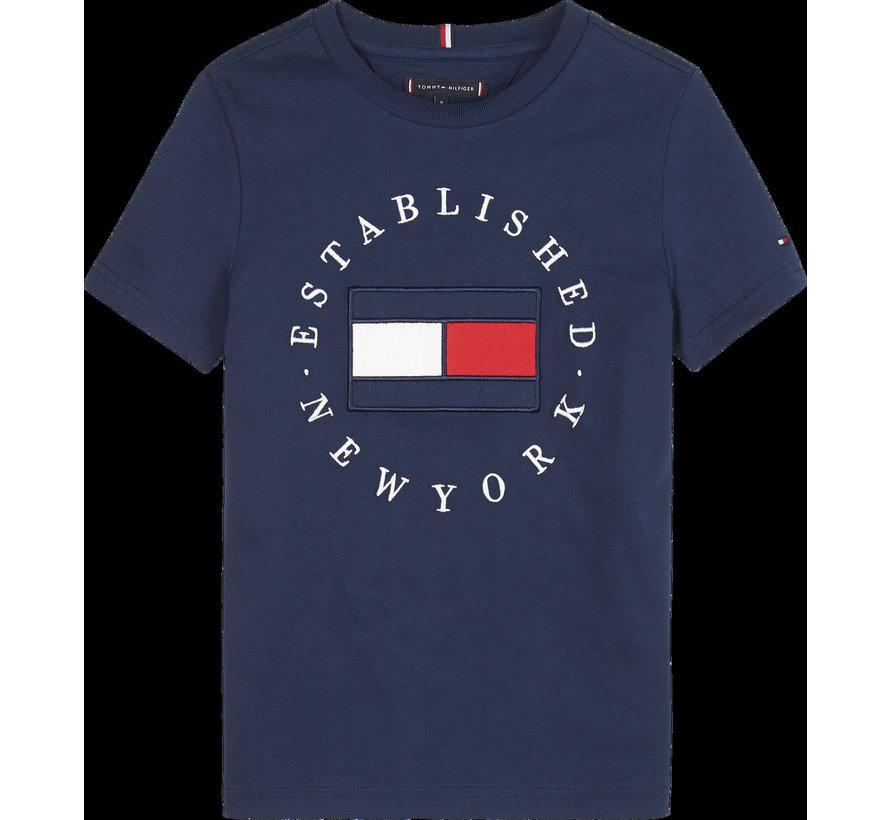 KB05718 TH flag tee s/s