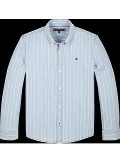 Tommy Hilfiger KB05694 Denim stripe shirt l/s