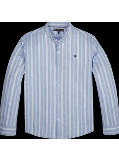 Tommy Hilfiger KB05696 Striped linen shirt l/s