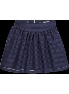 Tommy hilfiger pre KG04839 organza stripe skirt