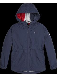 Tommy hilfiger pre KG04910 essential packable nylon jacket