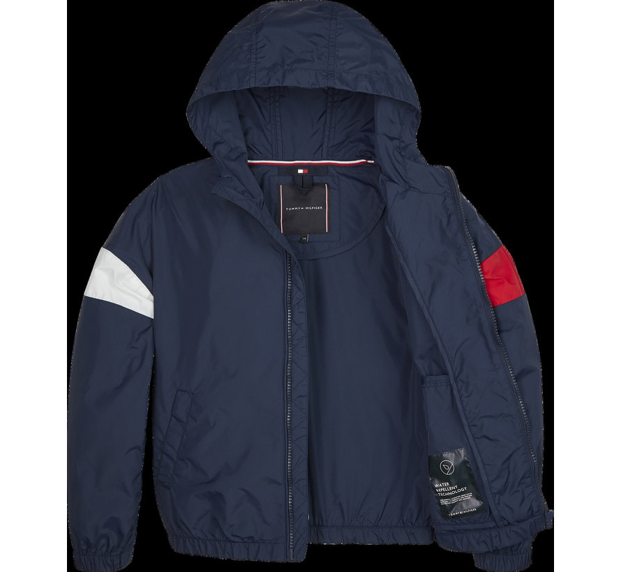 KB05580 essential hooded jacket