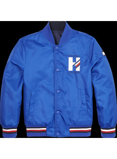 Tommy Hilfiger KB05586 reversible th logo bomber