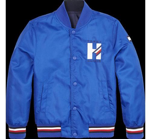Tommy Hilfiger KB05586 reversible th logo bomber