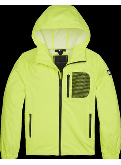 Tommy Hilfiger KB05589 combi mesh hooded jacket