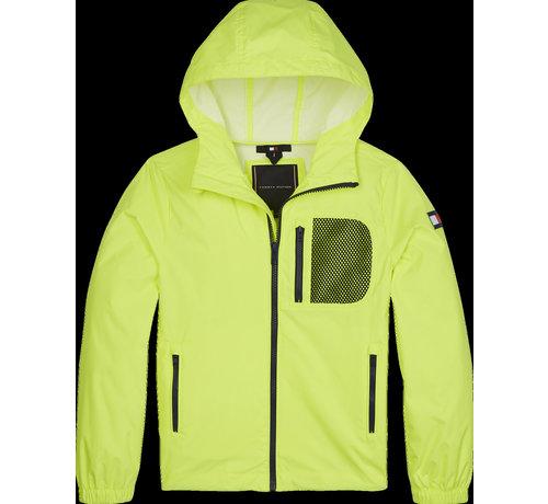 Tommy Hilfiger KB05589 combi mesh hooded jacket