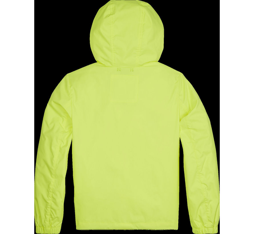 KB05589 combi mesh hooded jacket