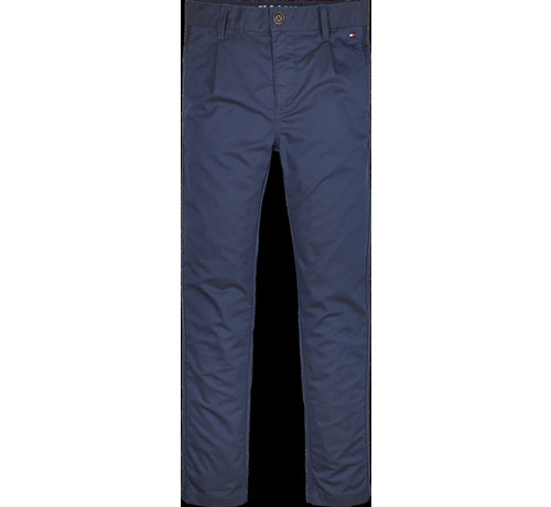 Tommy Hilfiger KB05594 th cool pleated chino tape pants