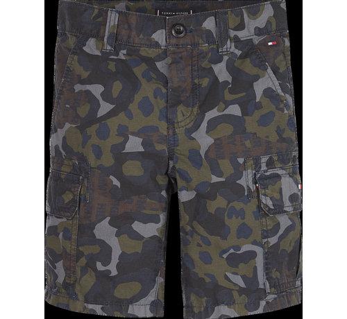 Tommy Hilfiger KB05601 camouflage cargo short