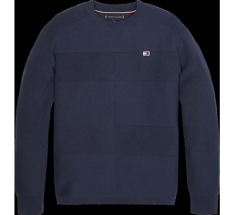 KB05612 Tommy flag sweater