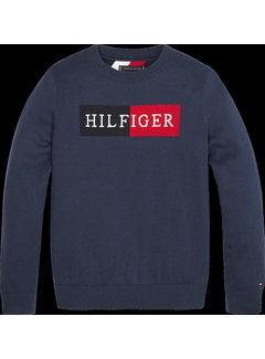 Tommy Hilfiger KB05613 Essential TH logo sweater