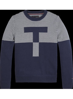 Tommy Hilfiger KB05618 TH colourblock sweater