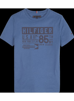 Tommy Hilfiger KB05624 Reflective TH 85 tee s/s