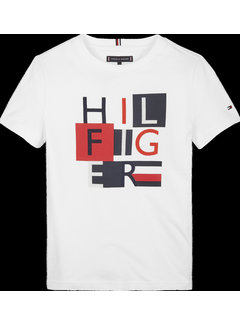 Tommy Hilfiger KB05641 TD msw squares tee s/s