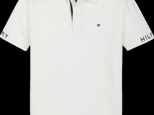 Tommy Hilfiger KB05656 Sleeve text polo s/s