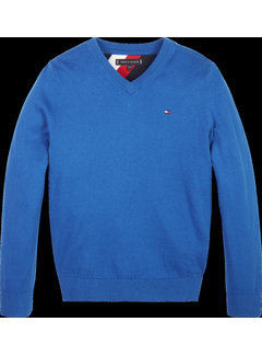 Tommy hilfiger pre KB05404 essential V neck sweater