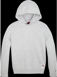 Tommy hilfiger pre KB05445 hooded pleated sweater