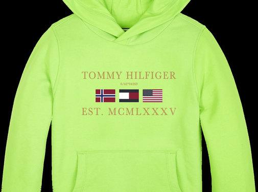 Tommy hilfiger pre KB05477 artwork hoodie